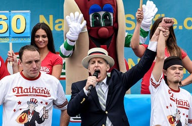 Coney Island Hot Dog Contest