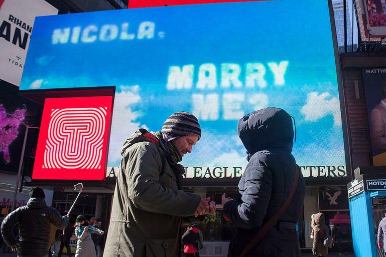 Times Square proposal