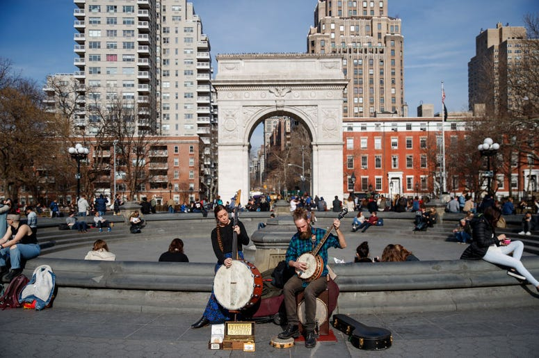 Washington Square Folk