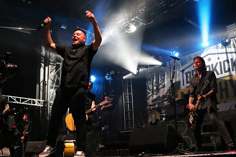 Dropkick Murphys Perform at Sea Hear Now Festival 2019 in Asbury Park, NJ