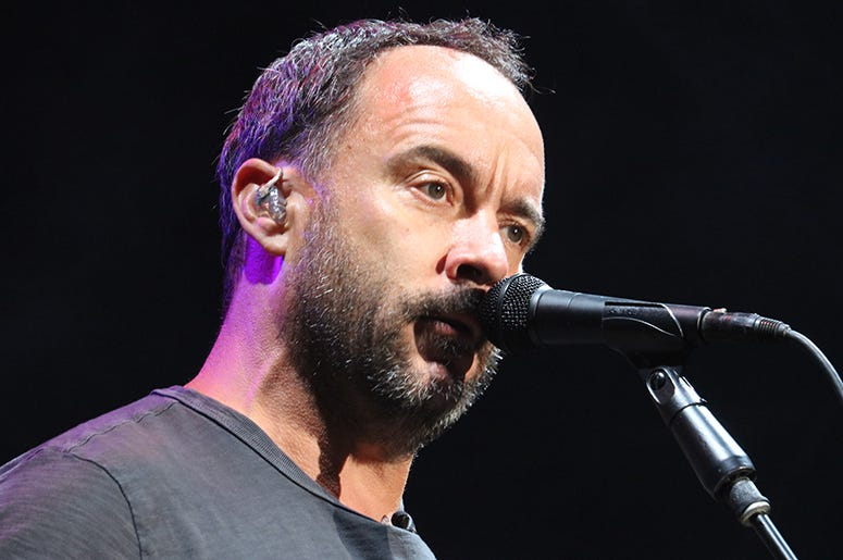 Dave Matthews Band Perform at Sea Hear Now Festival 2019 in Asbury Park, NJ