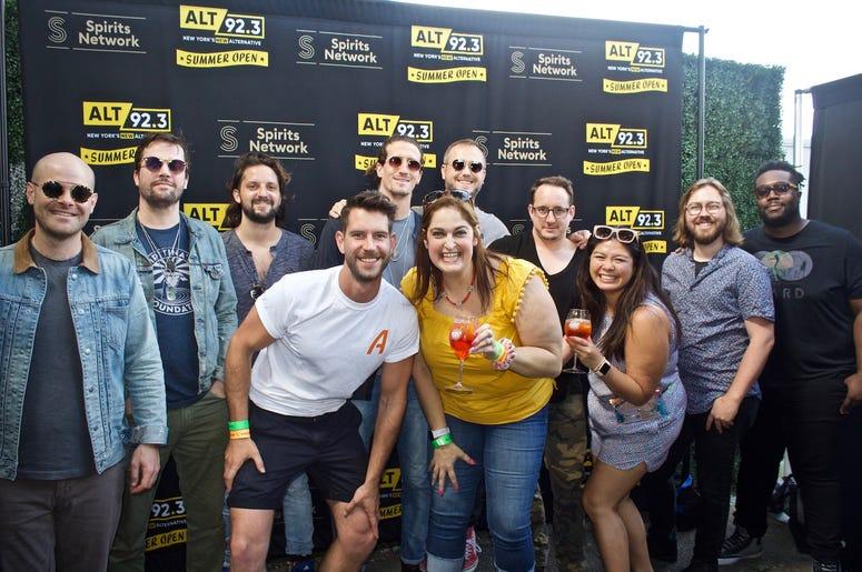 PHOTOS: The Revivalists Meet Fans at ALT 92.3 Summer Open Set 1