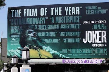 Joker Billboard
