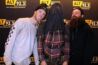 Judah and the Lion at ALT 92.3 in NYC