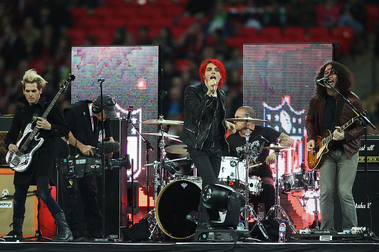 My Chemical Romance in London