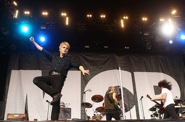 My Chemical Romance at Big Day Out
