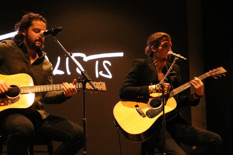 The Revivalists perform at ALT Pop Up Sessions