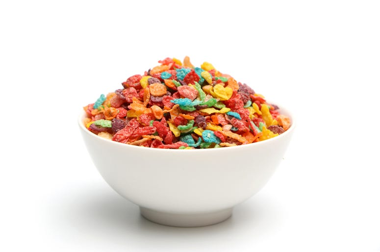 Sugary Cereal