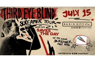 Third Eye Blind - rescheduled