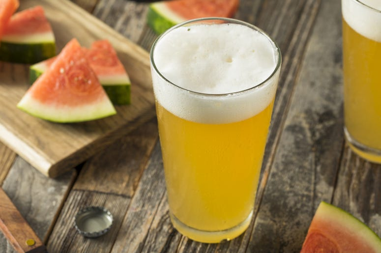 Watermelon and Beer
