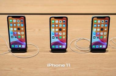iPhone 11s