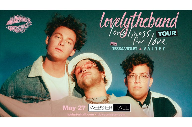 lovelytheband tour