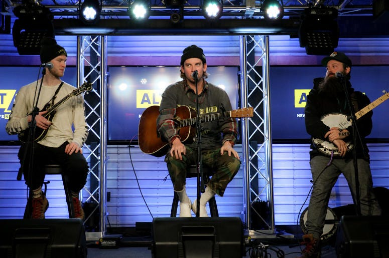 Judah and the Lion at ALT 92.3
