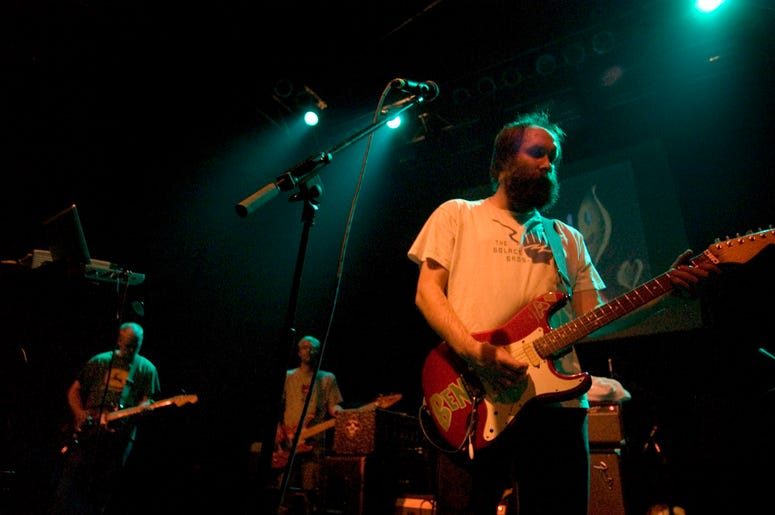 Built To Spill (Katherine Gaines/MCT/Sipa USA)