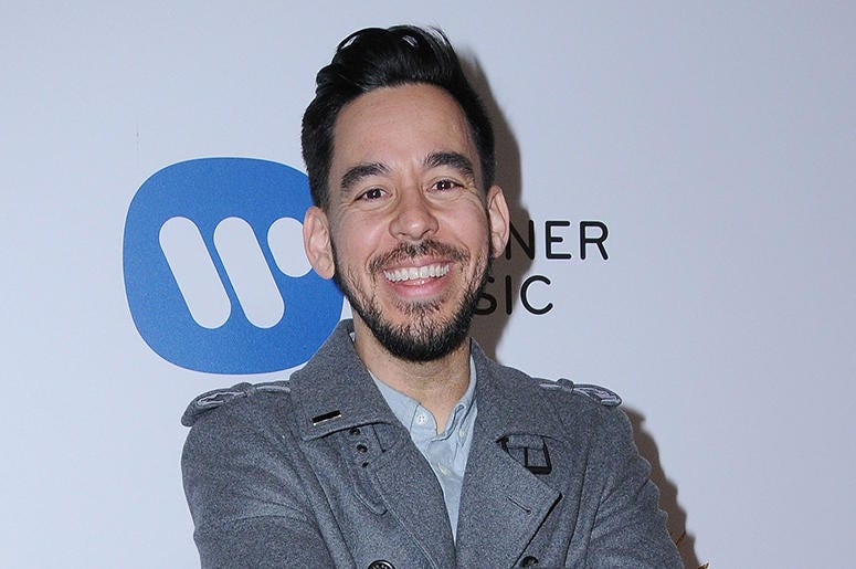 Mike Shinoda Has 'Every Intention' of Continuing Linkin Park