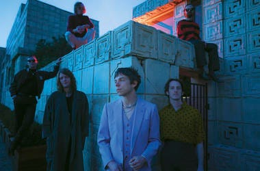 Cage the Elephant Tour Announce