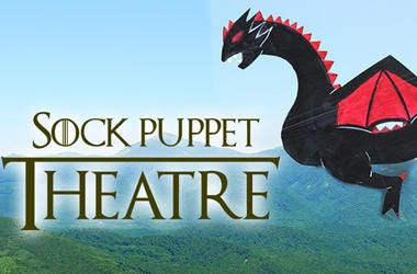 Dragon Puppet FB