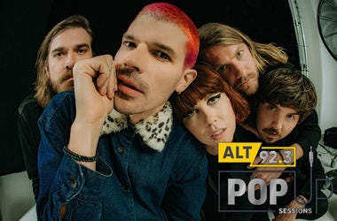 Grouplove ALT Pop Up Sessions