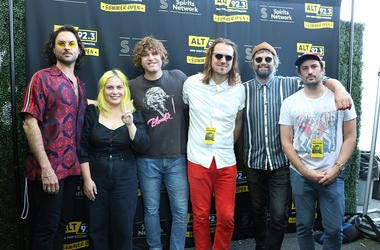 The Head and The Heart Meet Fans at ALT 92.3 Summer Open Set 2