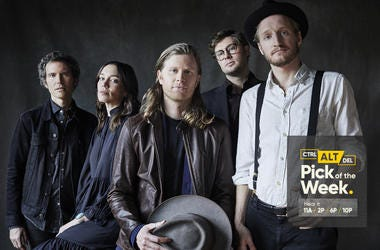 The Lumineers POTW