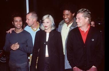 No Doubt in 1999
