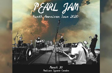 Pearl Jam - MSG March2020
