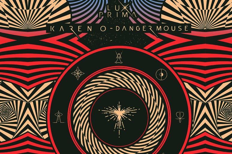 Karen O and Danger Mouse