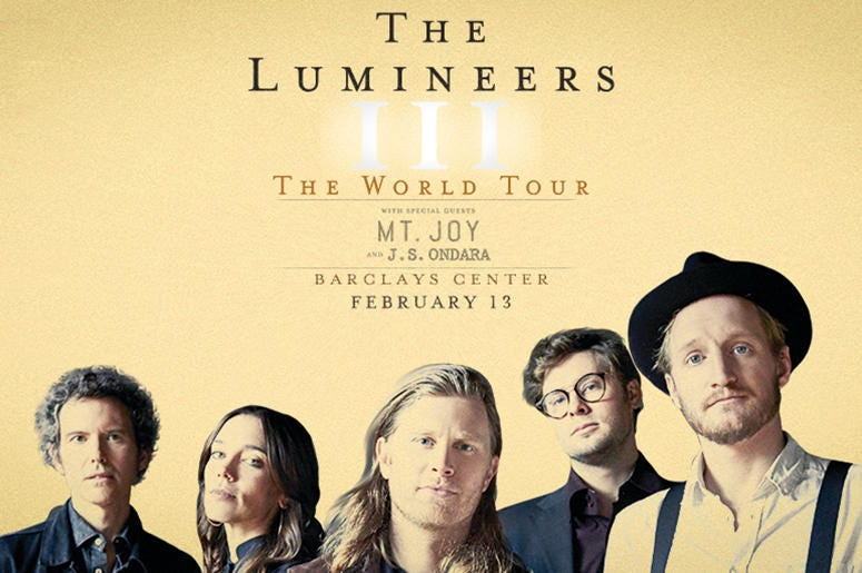 THE LUMINEERS DL