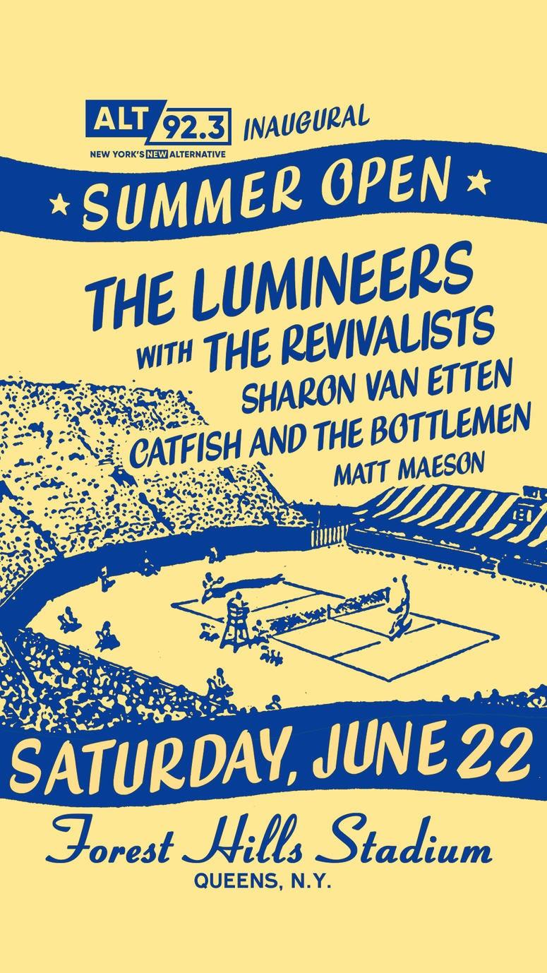 Summer Open Set 2 w matt maeson