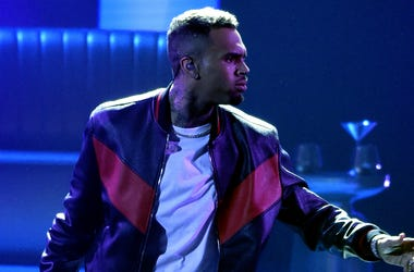 Chris Brown performs at the 2017 BET Awards at the Microsoft Theater on June 25, 2017 in Los Angeles, California.