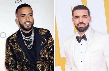 French Montana and Drake
