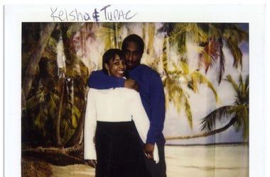 Tupac Prison Polaroid