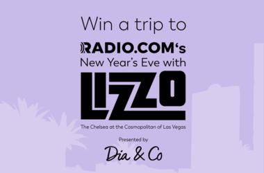 NYE Lizzo Flyaway Contest