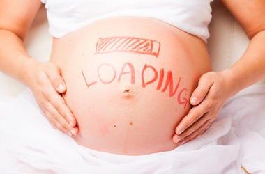 pregnant (loading)