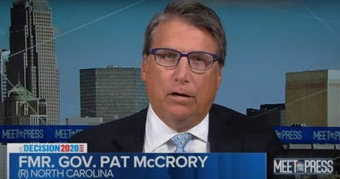 Meet the Press/ Pat McCrory
