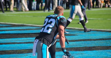 Panthers RB Christian McCaffrey