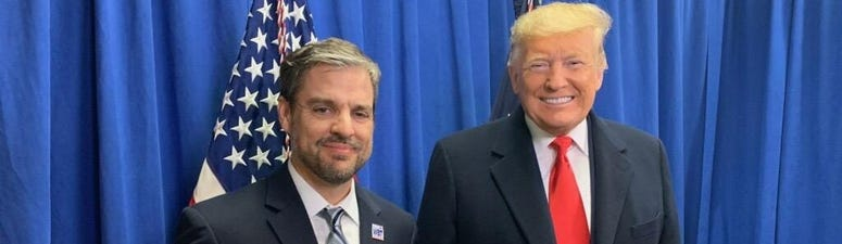 Bo Thompson and Trump