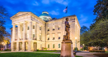 North Carolina Capital Building
