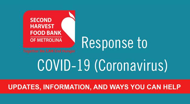 Second Harvest Coronavirus