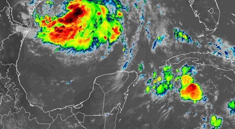 NOAA/National Hurricane Center