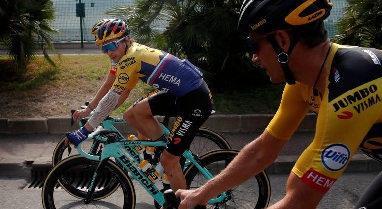 Ineos Riders Dominance Under Threat At Tour De France News 1110am 99 3fm Wbt Charlotte
