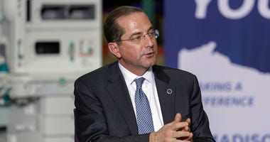 Bo Talks to HHS Secretary Alex Azar