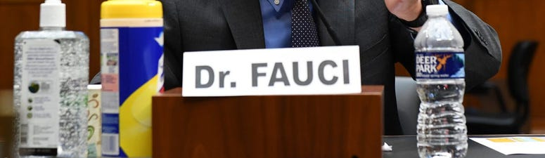 Dr. Fauci Remains Hopeful for Coronavirus Vaccine, But Says Country Has Work Ahead