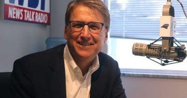 Pat McCrory Show: Dems Hit New Low