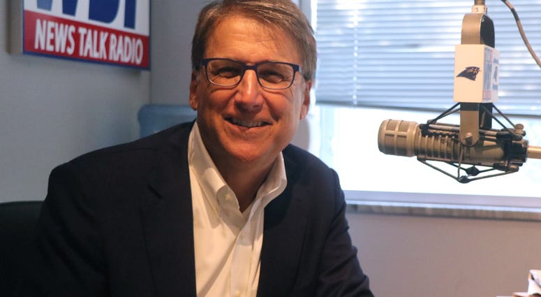 Pat McCrory Talks About COVID-19 Crisis on Meet The Press