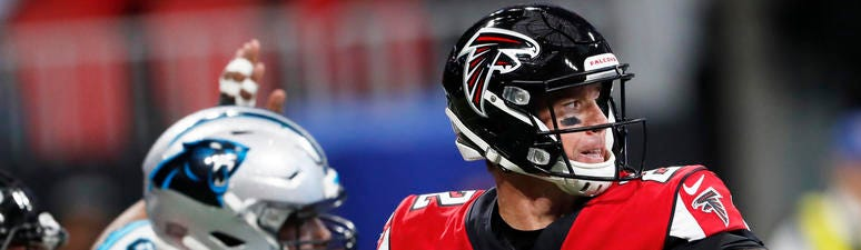 Ryan leads Falcons to another big win over Panthers
