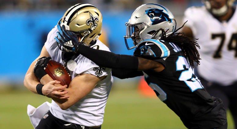 Carolina Panthers vs. New Orleans Saints