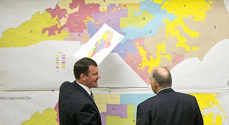 North Carolina judges ordered a new U.S. House district map that Republican state legislators drew last month be used in the 2020 elections.