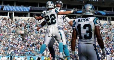 2019 Carolina Panthers Schedule Released