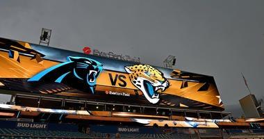 Carolina Panthers vs. Jacksonville Jaguars